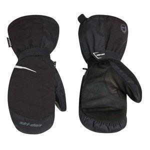 🆕 Ski-Doo Mitts Men's Black Winter Gloves